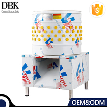 DBK Commercial chicken scalder plucker machine for sale /chicken hair removal machine
