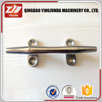 boat cleat yacht accessories stainless steel marine hardware wholesale