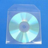 Popular Plastic Pvc Cd Sleeve Supplier