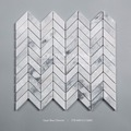 Chinese Gray Chevron Marble Tile