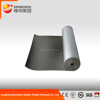 professional fireproof rubber foam board