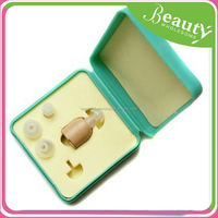 voice amplifier china micro ear hearing aid , ADE003, mini ear aid