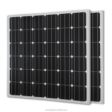 Cheapest price production line broken cells 150w mono solar panel price