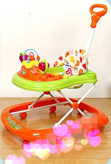 fold away musical baby walker for sale