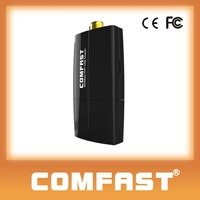 Comfast CF-WU855P 2.4GHz 300Mbps Wifi Usb Gigabit Wireless Network Connections