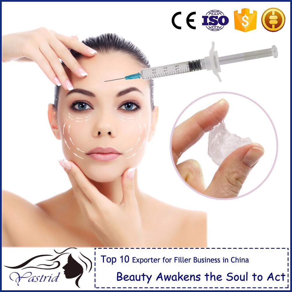 Yastrid Beauty Derm Hyaluronic Acid Injectable Dermal Filler