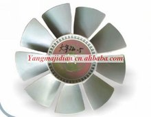 excavator fan blade for DH220-5