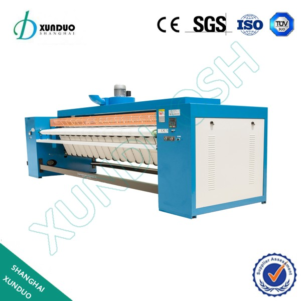 Electric, Gas, LPG, Steam, 2500mm Sheets iron machine (Bedsheet, Quilt Cover, Textile, Table Cloth ironing machine)