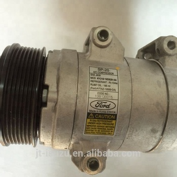 7C19-19D629-AA for transit V348 genuine part air conditioning compressor