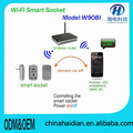 OEM Wifi Switch for Home Automation Remote Control via Cellphone APP, Smart Remote Socket Wifi Switch