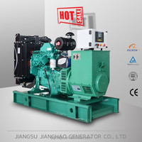 30KW Water cooled diesel generator price direct buy China With cummins engine 4BT3.9-G2