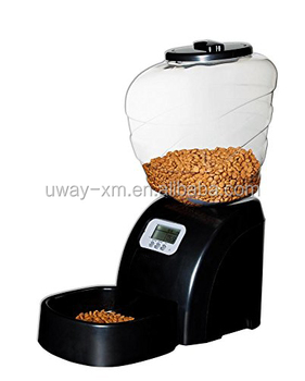 Newest Automatic Programmable Pet Feeder for Dogs&Cats