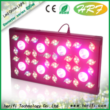 Lamp Factory Cob Led Grow Light 200W 400W 600W 800w LED Grow Light With Aluminum Frame,Silence Fan Design Led Lighting