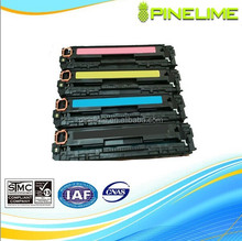 Compatible for hp131a toner cartridge, toner for hp CF210A CF211A CF212A CF213A