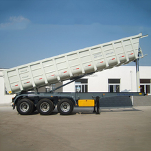 Low price! high quality tipper trailer/tipper semi-trailer/dump trailer for sale