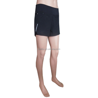 Wholesales polyester spandex Men's Sports Fitness Summer Jersey Shorts