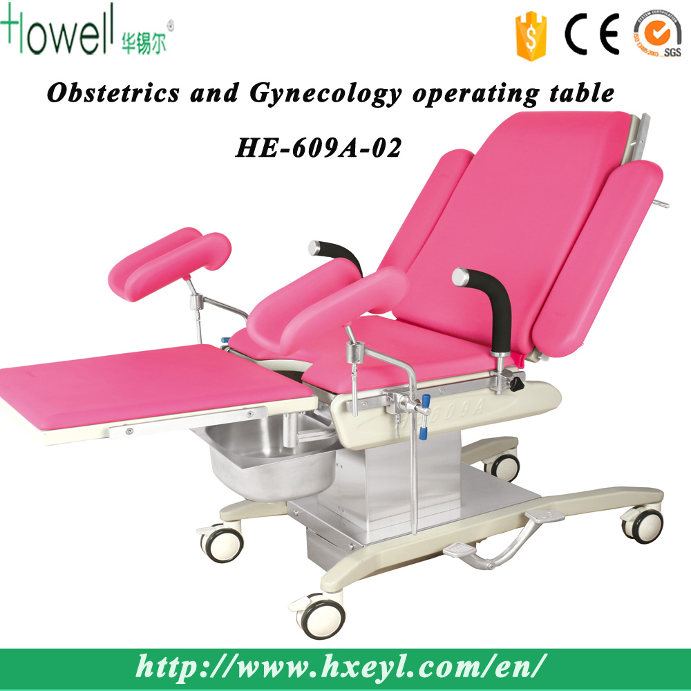 china supplier examination therapy equipments Surgical gynecologic Multi-Purpose electric Operating Table