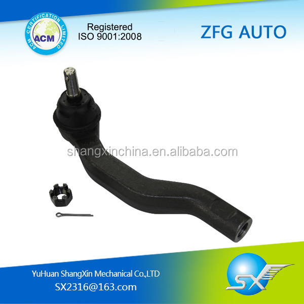 Zhejiang factory auto parts high performance tie rod ends for 45046-49195
