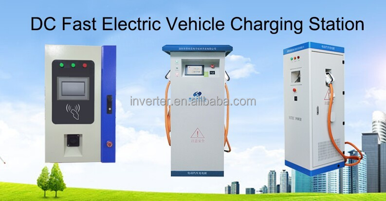 30KW quick electric vehicle charger for car battery