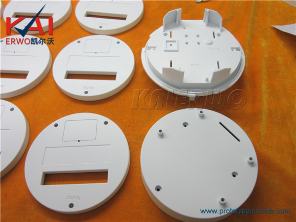 small amount plastic prototypes with mold&mould