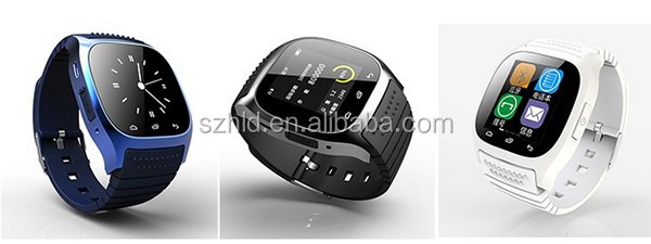 Bluetooth smart watch m26 Accept OEM Manufacturing