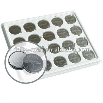 Button Lithium Battery