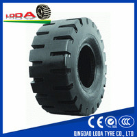 China's good quality otr grader tire g2 1300-24 1400-24 Loda brand