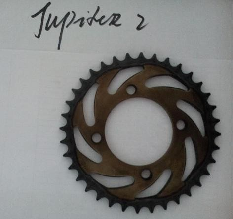 AUTOMOBILE TRANSMISSION KIT/MOTORCYCLE SPROCKET KIT JUPITER Z 428-36T-15T
