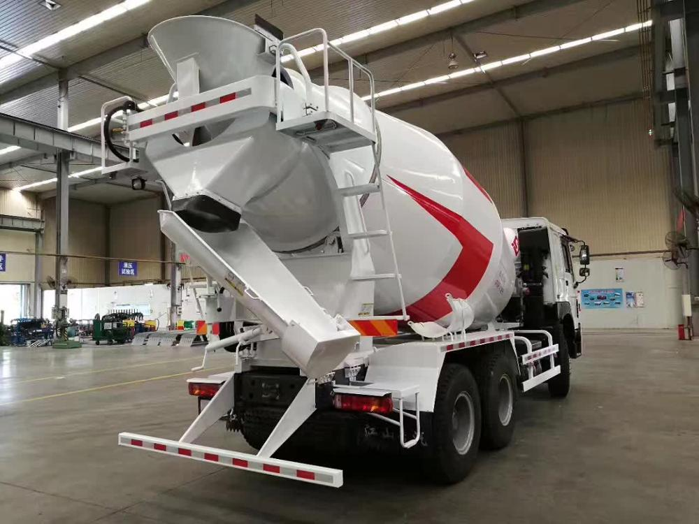 factory price concrete mixer truck hydraulic
