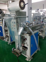 auto sachet water filling sealing machine
