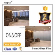 High-Tech Magic Glass Switchable PDLC Film