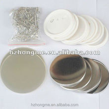 Alibaba,58mm round pin button badge parts HM05060604