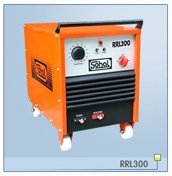Stick DC Arc Welder / Welding (TCR300)