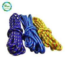 2018 Factory Price High Strength Colorful Diamond Braid 8mm Polypropylene Rope