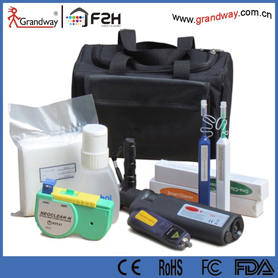 GW750 Fiber Optic Inspection & Cleaning Tool Kit