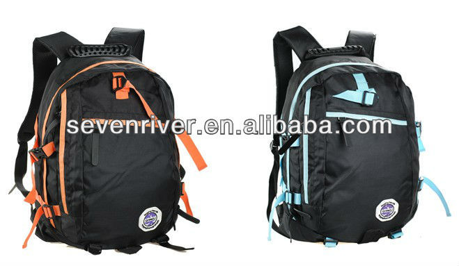 Cheap Manufacturer School Computer Backpack/Hot Design Travel Knapsack/Hiking Packsack In Stock