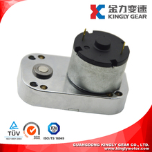 Currency Detector Gear Motor ,38mm 12v DC Motor with Dual Shaft,Massager Micro Gearbox Motor 24v