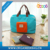 Encai New Design Foldable Shopper Bags Travel Shoulder Bag Nylon Handbag