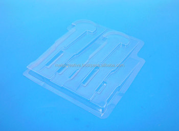 Clear Plastic Blister Tray, Tool Packaging