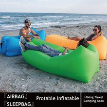 Waterproof, Portable Outdoor Sleeper Couch Inflatable Sun Lounger