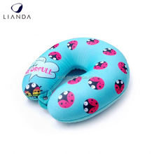 animal shaped pillow, head rest pillow, decorative sequins cushion/pillow