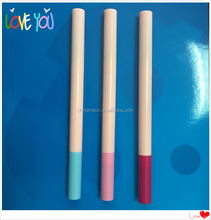 Sample free automatic eyebrow pencil eye liner pencil