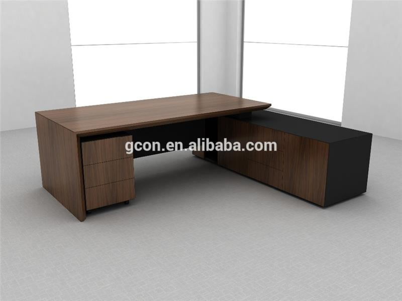Hot sale top quality office furniture wood executive desk made in China