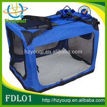 Indoor/Outdoor Pet Home 600D Cloth Dog Carrier