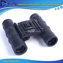 10X25 High Quality DCF Travel Small Folding Binoculars Compact Gift Telescope for Sale