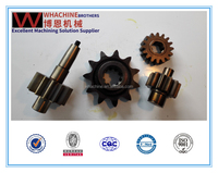 OEM&ODM spur gear made by whachinebrothers