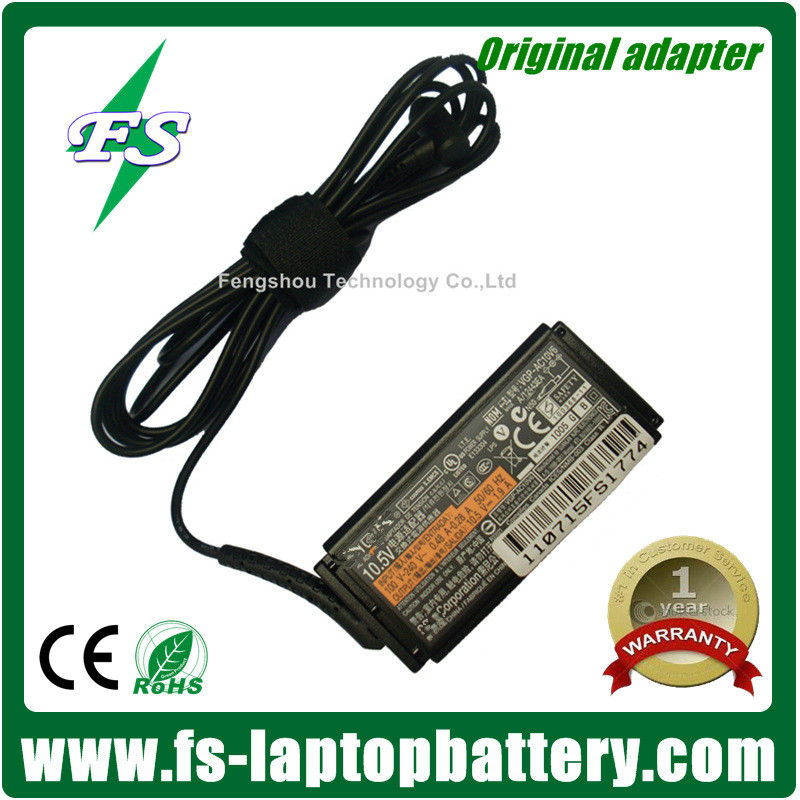Mini laptop adapter VGP-AC10V2 , P13 P15 P17 for Sony 10.5V 1.9A 20w 4.8*1.7mm