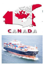 international sea freight shipping from china to vancouver/canada