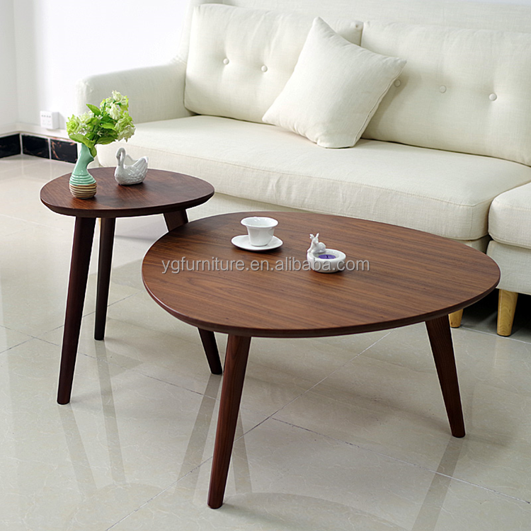 Triangular Shaped End Table Interesting This Elegant And Useful Side Table Is Both Distinctive