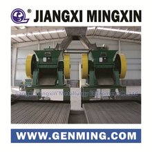 High recovery rate wet type scrap wire recycling production line